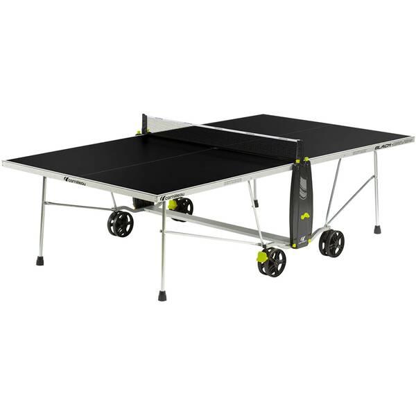 CORNILLEAU Outdoor-Tischtennistisch Black Drive
