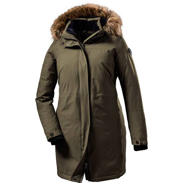 Damen Mantel WMN PRK C