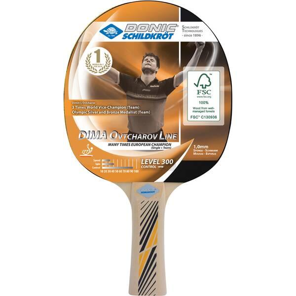 Donic-Schildkröt Tischtennisschläger Ovtcharov 300 FSC
