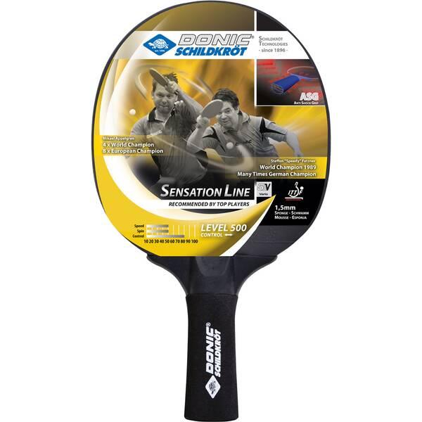 Donic-Schildkröt Tischtennisschläger Sensation 500