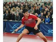 Vorschau: Donic-Schildkröt Tischtennisschläger Ovtcharov 600 FSC