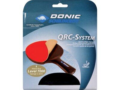 Donic-Schildkröt Tischtennis Ersatzbelag QRC Level 7000 - Liga Blau