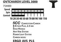 Vorschau: Donic-Schildkröt Tischtennisschläger Ovtcharov 3000