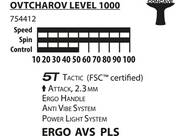 Vorschau: Donic-Schildkröt Tischtennisschläger Ovtcharov 1000 FSC