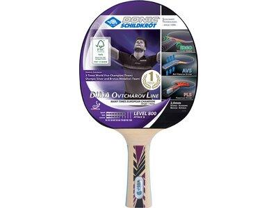 Donic-Schildkröt Tischtennisschläger Ovtcharov 800 FSC Blau