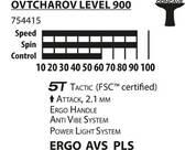 Vorschau: Donic-Schildkröt Tischtennisschläger Ovtcharov 900 FSC