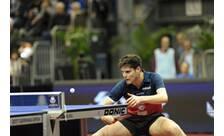 Vorschau: Donic-Schildkröt Tischtennis-Set Ovtcharov 400 FSC, im Blister