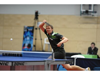 Donic-Schildkröt Tischtennis-Set Persson 500 Kork Braun