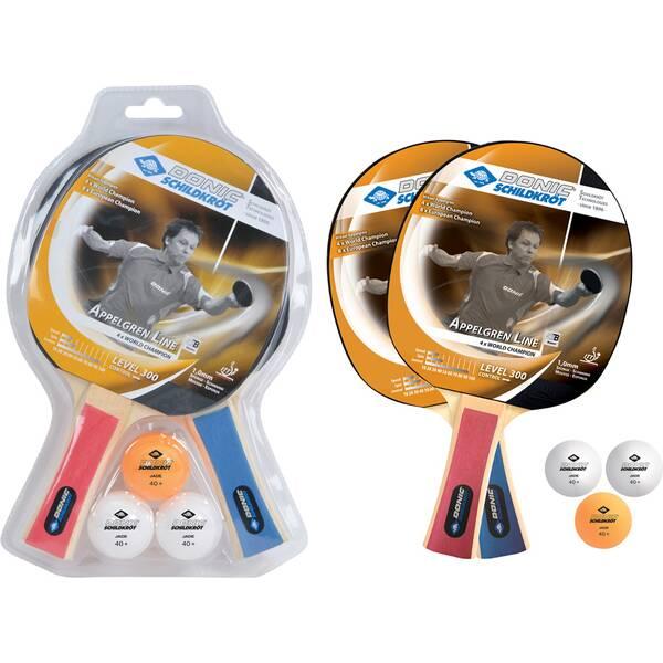 Donic-Schildkröt Tischtennis-Set Level 300