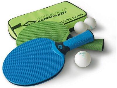 Donic-Schildkröt Tischtennis-Set Alltec Hobby Grün