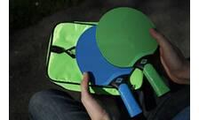 Vorschau: Donic-Schildkröt Tischtennis-Set Alltec Hobby