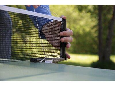 Donic-Schildkröt Tischtennis Netzgarnitur Team Clip-On Pink