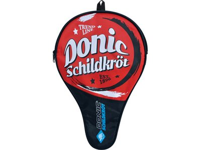 Donic-Schildkröt Tischtennis-Schlägerhülle Trendline Schwarz