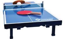 Vorschau: DONIC SCHILDKRÖT Tischtennis Minitisch-Set MINI