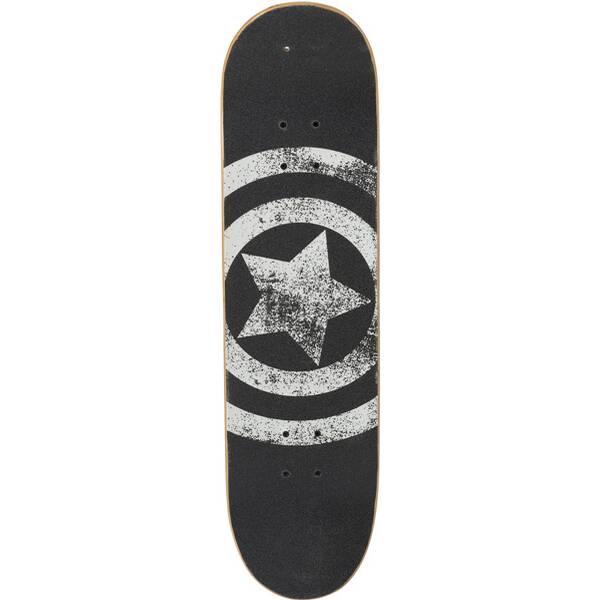 CHOKE Skateboard CAPTAIN AMERICA