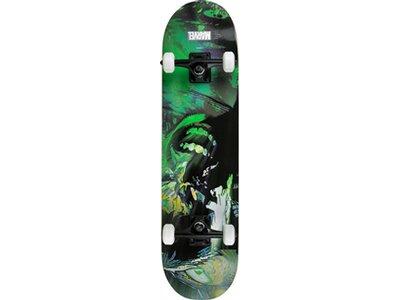 CHOKE Skateboard HULK Grün