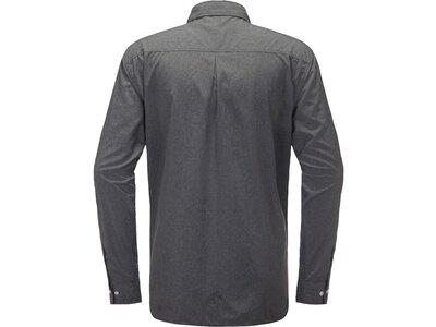 HAGLÖFS Herren Vejan LS Shirt Grau