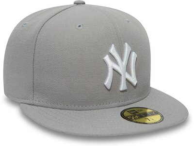 NEW ERA Herren MLB BASIC NEYYAN Grau
