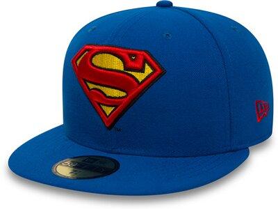 NEW ERA Herren CHARACTER BASIC SUPERMAN Blau