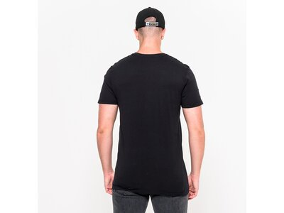 NEW ERA Herren T-Shirt NEW ORLEANS SAINTS TEAM LOGO Schwarz