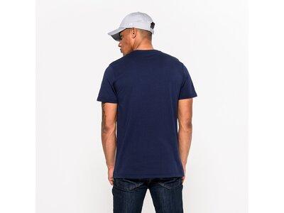 NEW ERA Herren T-Shirt HOUSTON TEXANS TEAM LOGO Blau
