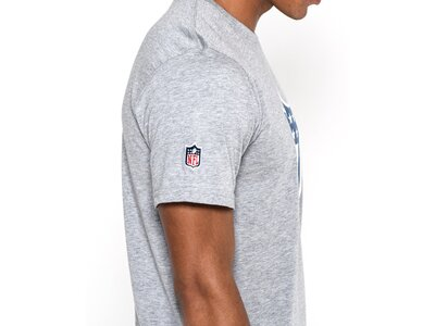 NEW ERA Herren T-Shirt NFL LOGO Grau