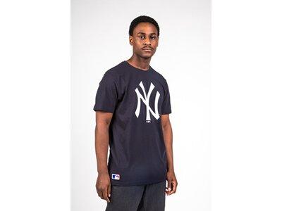 NEW ERA Herren T-Shirt NY YANKEES Blau