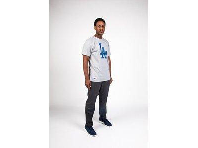 NEW ERA Herren T-Shirt LA DODGERS Grau
