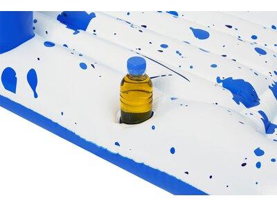 BESTWAY Badeartikel COOLERZ™ COOL BLUE LOUNGE 161X84CM Blau