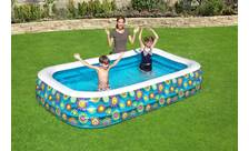 Vorschau: BESTWAY FAMILY POOL FANTASIA 305 X 18