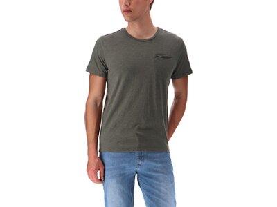 SUN VALLEY Herren Shirt SS T-SHIRT Grau