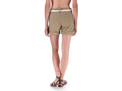 SUN VALLEY Damen Shorts SHORT Braun