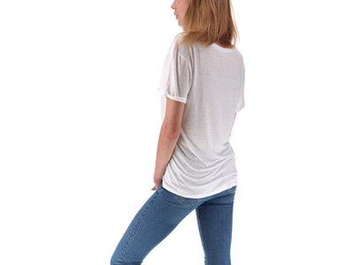 SUN VALLEY Damen Shirt SS T-SHIRT Silber