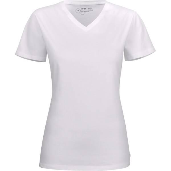 CUTTER&BUCK Damen Shirt Manzanita T-shirt Ladies