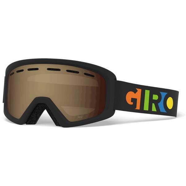 GIRO Kinder Brille Snow Goggle REV