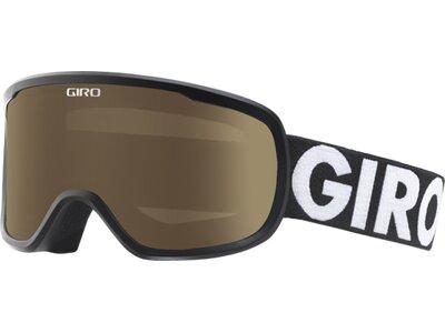 GIRO Herren Skibrille BOREAL Schwarz