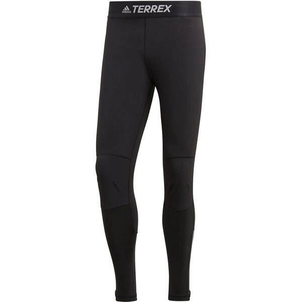 ADIDAS Herren Trail Running Tights Agravic | Sportbekleidung > Sporthosen > Tights | Black | Adidas