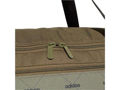 "ADIDAS Tasche ""Linear Duffel Bag Medium Gaphic"" Braun"
