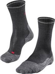FALKE Damen Trekking Socken TK2 Wool Silk