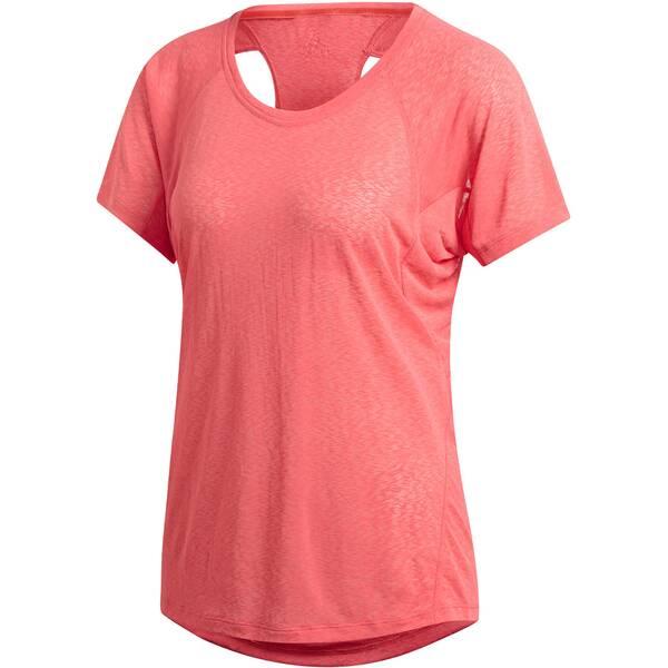 "ADIDAS Damen Trainingsshirt ""Training Contemporary Tee"" Kurzarm"