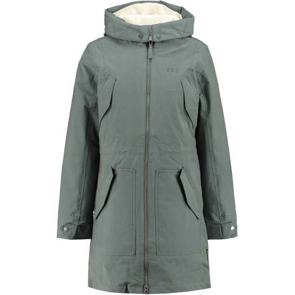 "JACKWOLFSKIN Damen Outdoormantel ""Rocky Point Parka"""