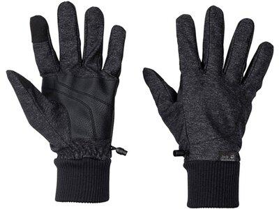 "JACKWOLFSKIN Herren Handschuhe ""Winter Travel"" Schwarz"