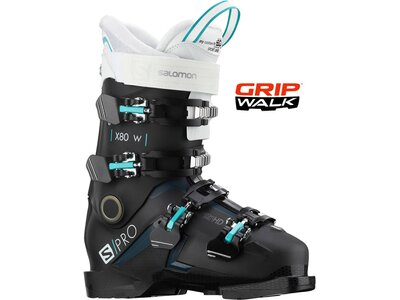"""SALOMON Damen Skischuhe """"S/Pro X80 W CS GW"""" Schwarz"""