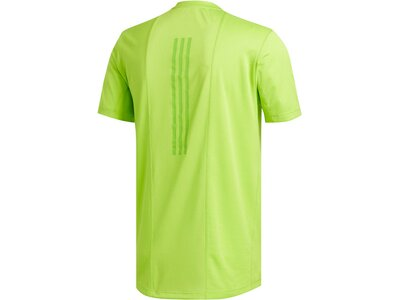 "ADIDAS Herren Shirt ""HeatReady"" Grün"