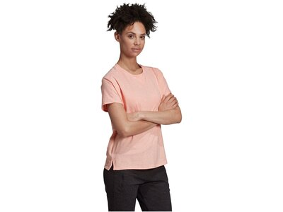 "ADIDAS Damen T-Shirt ""ID Winners AtTEEtude"" Rot"