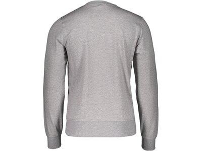 NEWBALANCE Lifestyle - Textilien - Sweatshirts Essentials Stacked Logo Sweatshirt Silber