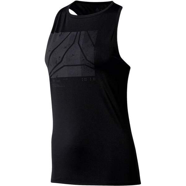 "REEBOK Damen Trainingsshirt ""ActivChill Graphic"" Ärmellos"