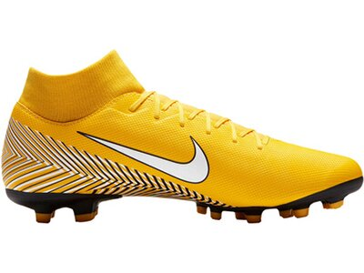 "NIKE Herren Fußballschuhe Rasen, Kunstrasen ""Neymar Superfly 6 Academy (MG)"" Gelb"
