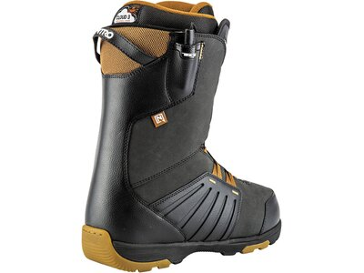 """NITRO Herren Snowboardschuhe """"Thunder TLS ´18"""" Schwarz"""
