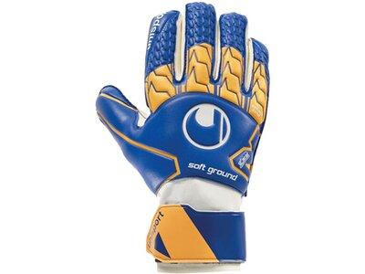 UHLSPORT Equipment - Torwarthandschuhe Soft RF TW-Handschuh Blau